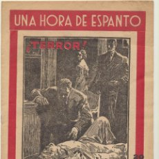 Libros: UNA HORA DE ESPANTO Nº 1. TERROR POR A. CONAN DOYLE. E.D.I. BUENOS AIRES 19??. SIN ABRIR. Lote 183985672