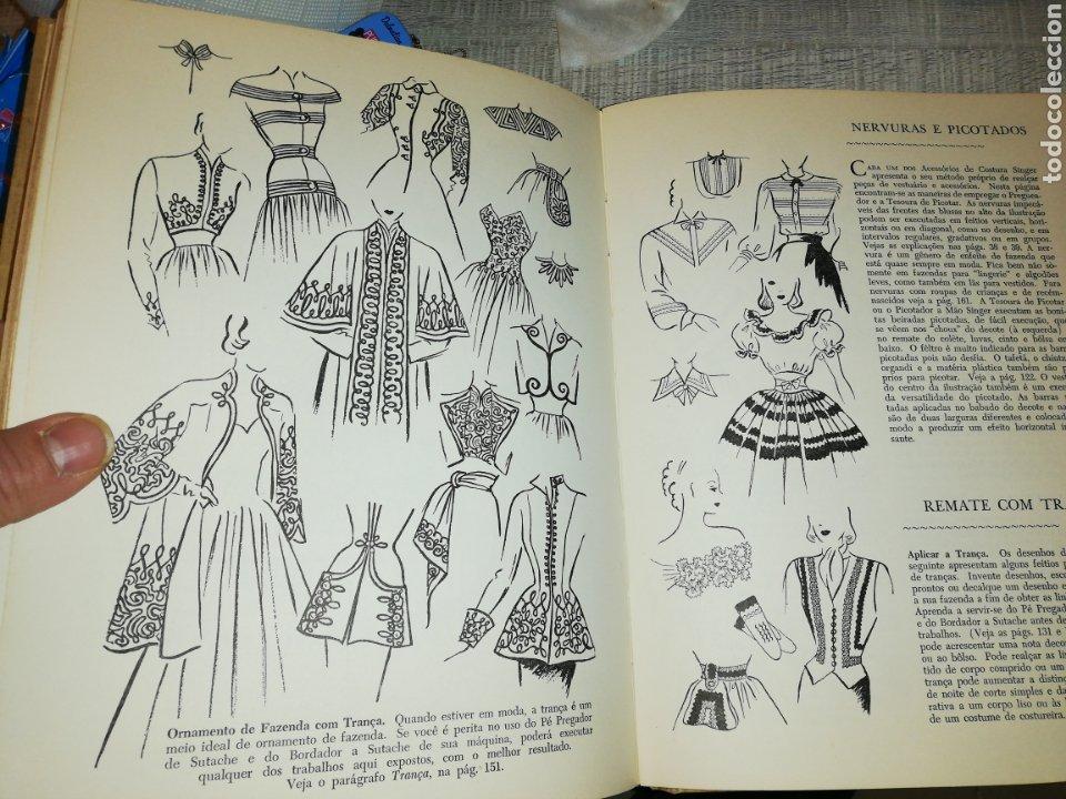 Libros: Livro de costura singer, companhia editora nacional - Foto 5 - 184028526
