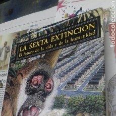 Libros: LA SEXTA EXTINCION. RICHARD LEAKEY. Lote 184280066