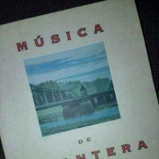 Libros: MÚSICA DE FRONTERA - ROBERT JAMES WALLER, ED. COLUMNA, 1995. Lote 184334290
