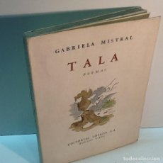 Libros: TALA - MISTRAL (GABRIELA). Lote 121712311