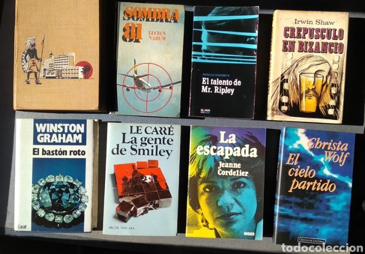 LOTE DE LIBROS ,,24 EN TOTAL (Libros Nuevos - Literatura - Narrativa - Aventuras)