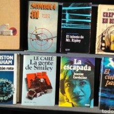 Libros: LOTE DE LIBROS ,,24 EN TOTAL. Lote 184425301