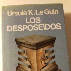 Libros: LOS DESPOSEÍDOS - URSULA K. LE GUIN. Lote 184513328