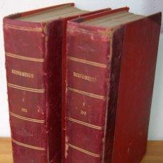Libros: NUEVO MUNDO. REVISTA POPULAR ILUSTRADA, 1913 (AÑO COMPLETO) 2 TOMOS - EQUIPO EDITORIAL. Lote 184811907