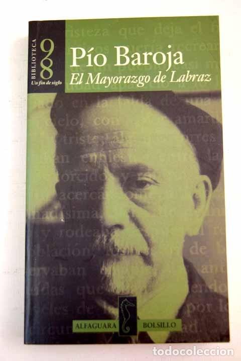 EL MAYORAZGO DE LABRAZ (Libros sin clasificar)