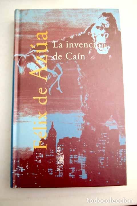 LA INVENCIÓN DE CAÍN (Libros sin clasificar)