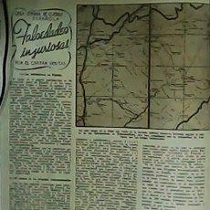 Libros: JUEVES DE EXCELSIOR. Nº 839. GABRIELA MISTRAL (POEMAS). ARTÍCULO SOBRE LA GUERRA CIVIL ESPAÑOLA: FAL. Lote 179874453