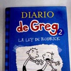 Libros: LA LEY DE RODRICK. Lote 185943425