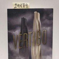 Libros: VÉRTIGO. - MCGEE , KATHARINE. Lote 181416875