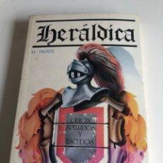 Libros: HERALDICA. Lote 186399243