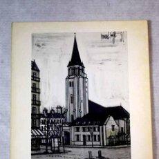 Libros: PARÍS, POR GÉRARD BAUER.- BUFFET, BERNARD. Lote 186468320