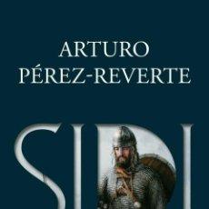 Libros: SIDI- ARTURO PEREZ-REVERTE. Lote 187316787