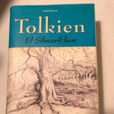 Libros: EL SILMARÍL.LION TOLKIEN. Lote 187530995