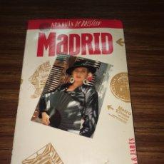 Libros: APA GUÍA DE BOLSILLO MADRID. Lote 187589890