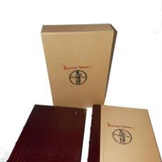 Libros: FACSIMIL LIBRO BREVIARI DE AMOR VALENCIANO SIGLO XV MATFRE ERMENGAUD DE BEZIERS. Lote 189111148