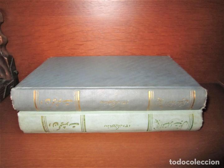 Libros: DON QUIJOTE en FARSI 1956 - 1958. IRÁN. 2 tomos. PRIMERA EDICIÓN - Foto 2 - 189302317