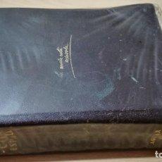 Libros: LA NOVELA CORTA ESPAÑOLA - 1901 -1020 - PROMOCION EL CUENTO SEMANAL - AGUILAR/ J-502. Lote 189317223