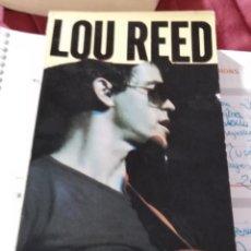 Libros: LOU REED CANCIONES 2 ESPIRAL. Lote 189627566