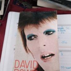 Libros: DAVID BOWIE CANCIONES 1 ESPIRAL. Lote 189677385