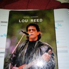 Libros: LOU REED CATEDRA. Lote 189678681