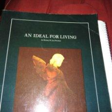 Libros: JOY DIVISIÓN AN IDEAL FOR LIVING EN INGLES. Lote 189688933