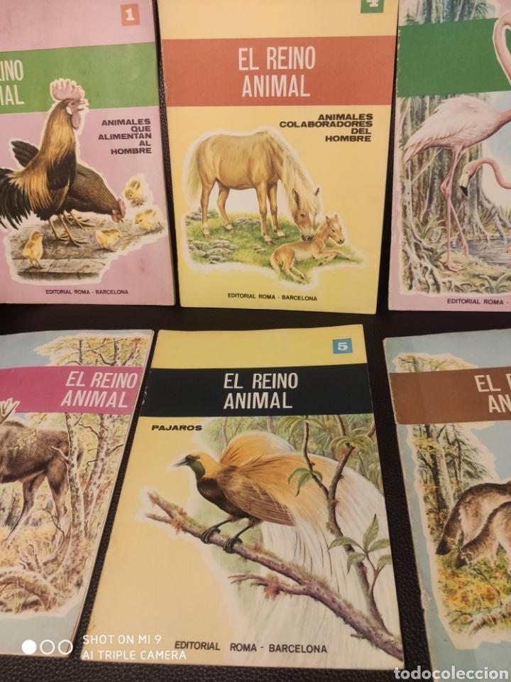 Libros: El Reino animal, Ed.Roma - Foto 3 - 189953918