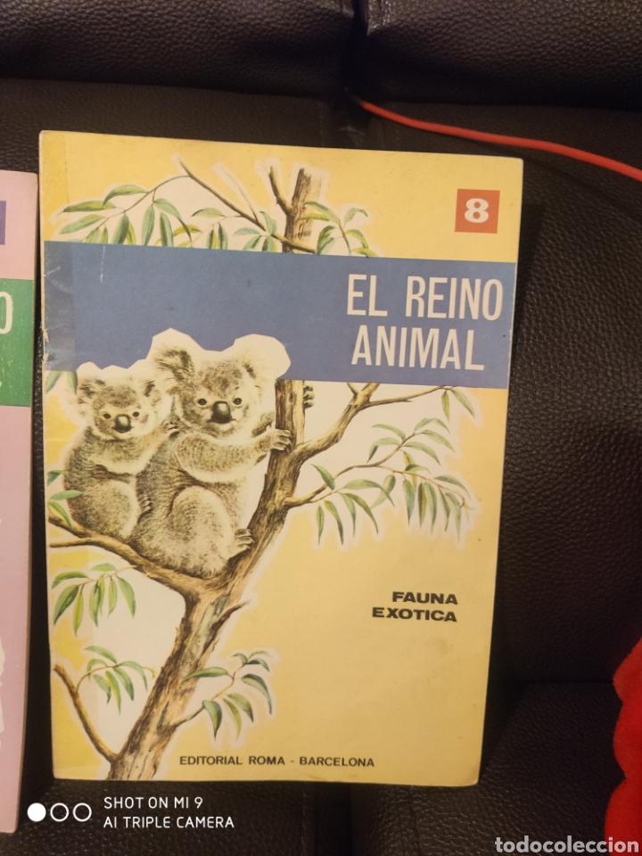 Libros: El Reino animal, Ed.Roma - Foto 5 - 189953918