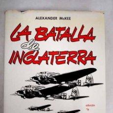 Libri di seconda mano: LA BATALLA DE INGLATERRA. Lote 190493151