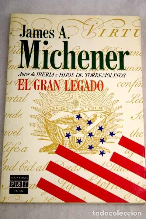 EL GRAN LEGADO (Libros sin clasificar)