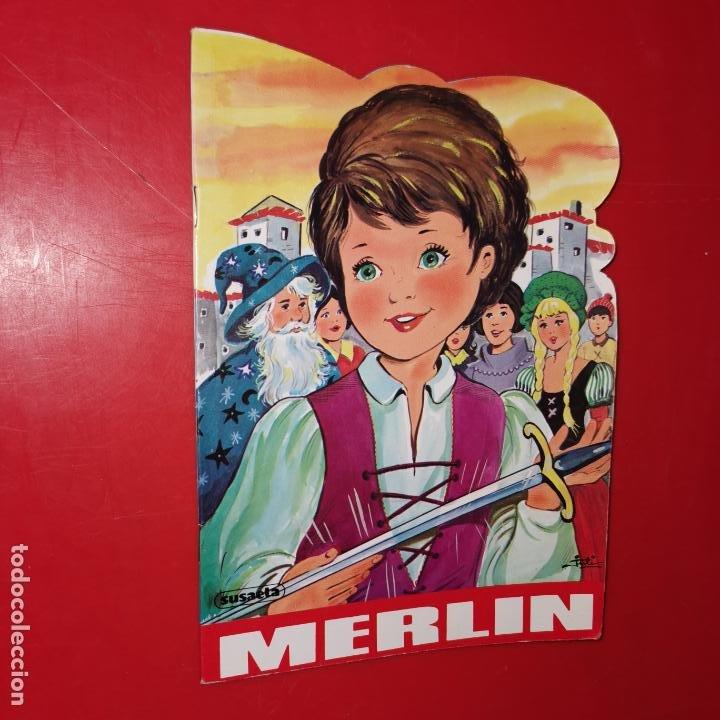 MERLIN SUSAETA AÑO 1983 (Libros sin clasificar)
