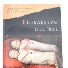 Libros: EL MAESTRO DEL MAL. Lote 204193455