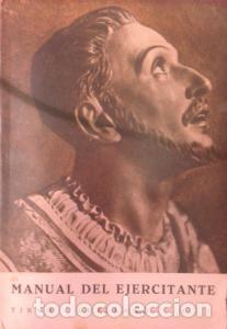 MANUAL DEL EJERCITANTE - ARELLANO, TIRSO (Libros sin clasificar)