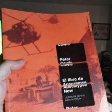Libros: EL LIBRO DE APOCALYPSE NOW PETER COWIE. Lote 191395702