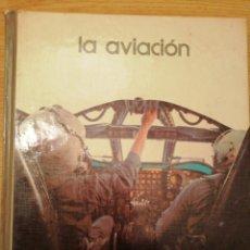 Libros: 2X1 LA AVIACIÓN. BIBLIOTECA SALVAT DE GRANDES TEMAS.IGNACIO DOMÍNGUEZ Y SANTIAGO PERINAT. 1973.. Lote 191399903