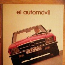 Libros: 2X1 EL AUTOMÓVIL. CARLOS DOMÍNGUEZ. BIBLIOTECA SALVAT DE GRANDES TEMAS, 1973.. Lote 191409268