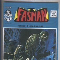 Libros: FACSIMIL: FASMAN TERROR E IMAGINACION, NUMERO UNICO. Lote 191591838