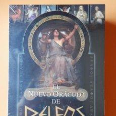 Libros: EL NUEVO ORÁCULO DE DELFOS (INCLUYE BARAJA) - AQUILES COSTAS. Lote 191810492