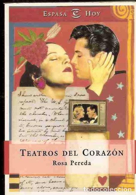 Libros: TEATROS DEL CORAZON - Foto 3 - 79473437