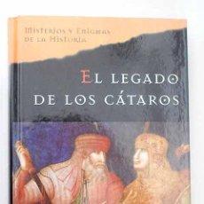 Libros: EL LEGADO DE LOS CÁTAROS. Lote 204193622