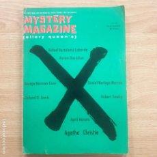 Livres: MYSTERY MAGAZINE SEPTIEMBRE 1955. Lote 191907468