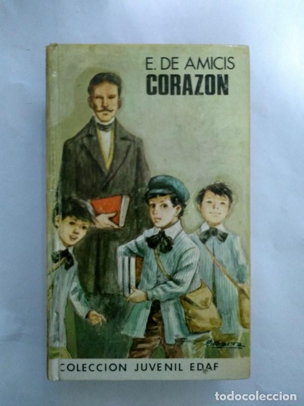 CORAZON - E. DE AMICIS (Libros sin clasificar)