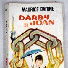 Libros: DARBY Y JOAN. Lote 192307905