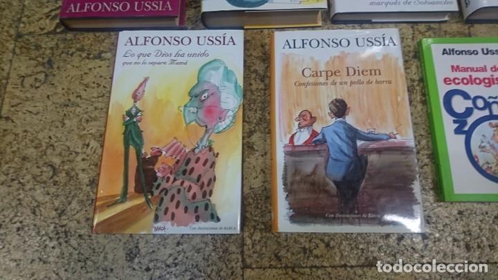 Libros: LOTE DE LIBROS DE ALFONSO USSIA, ILUSTRACIONES DE MINGOTE Y BARCA - Foto 4 - 192648716