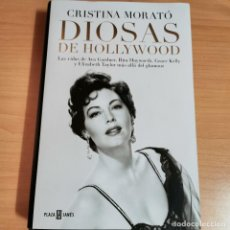 Libros: DIOSAS DE HOLLYWOOD. - MORATÓ, CRISTINA. COMO NUEVO. Lote 192803708