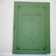 Libros: MARGARITA SANTOS ZAS (DIR.) LA JOVEN GALICIA 1860 Y98533T. Lote 193087625