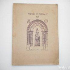 Libros: ANUARIO DE ESTIBALIZ 1938 Y98553T. Lote 193227967