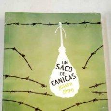Libros: UN SACO DE CANICAS. Lote 194074872