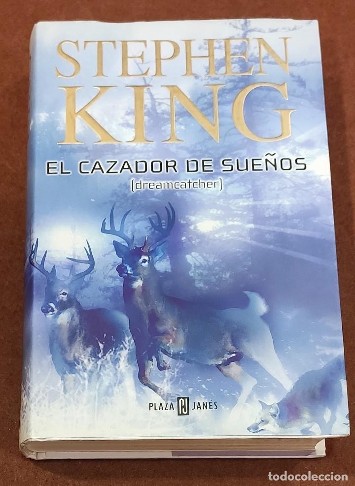 EL CAZADOR DE SUEÑOS (Libros sin clasificar)