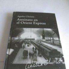 Libros: ASESINATO EN EL ORIENT EXPRESS - AGATHA CHRISTIE - PRECINTADO - TAPAS DURAS. Lote 194221723